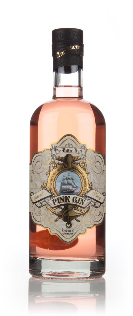 The Bitter Truth Pink Gin 3cl Sample Gin
