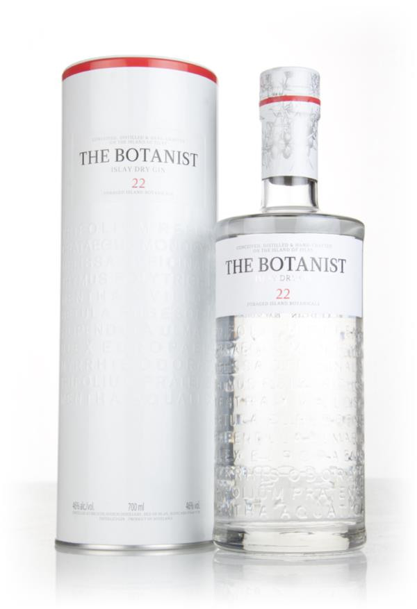 The Botanist with Gift Tin Gin
