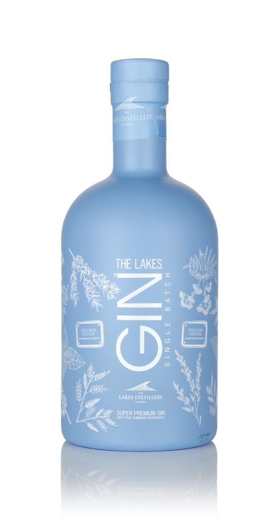 The Lakes Gin Explorer Edition 3cl Sample Gin