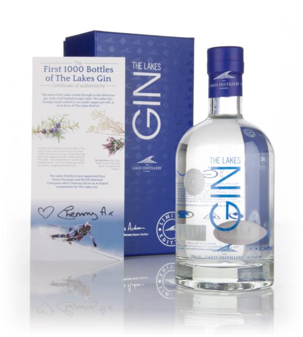 The Lakes Gin Limited Edition Gift Pack Gin