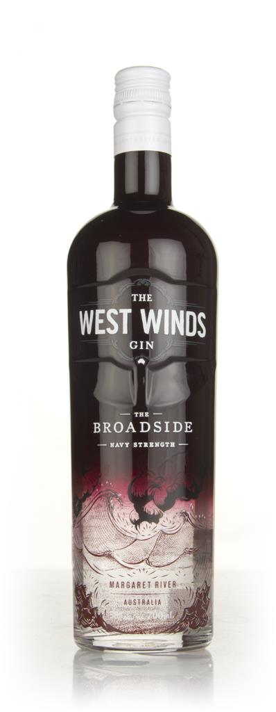 The West Winds Gin - The Broadside 3cl Sample Gin