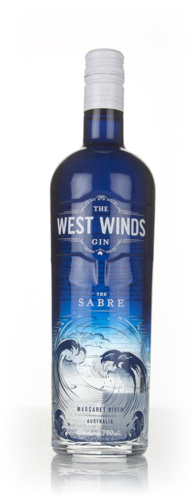 The West Winds Gin - The Sabre 3cl Sample Gin