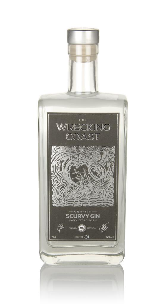 The Wrecking Coast Scurvy Gin