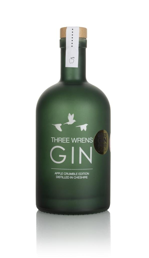 Three Wrens Apple Crumble Flavoured Gin