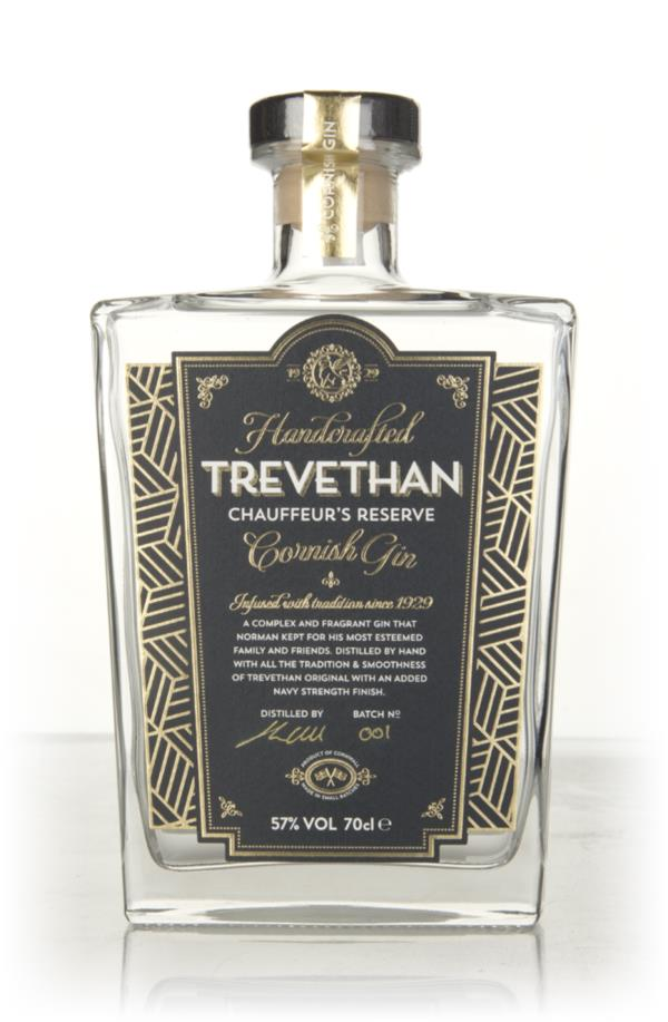Trevethan Chauffeur's Reserve Cornish Gin 3cl Sample Gin