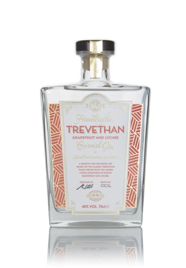 Trevethan Grapefruit and Lychee Cornish Flavoured Gin