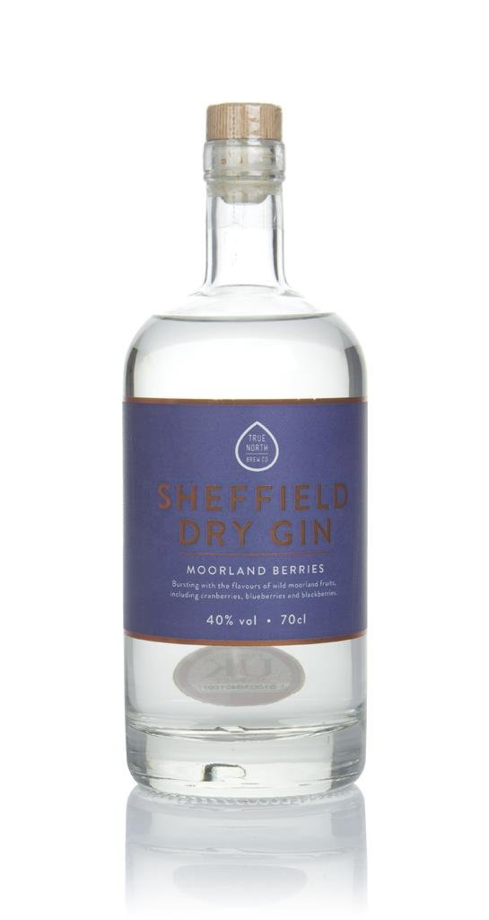 True North Moorland Berries Sheffield Dry Gin