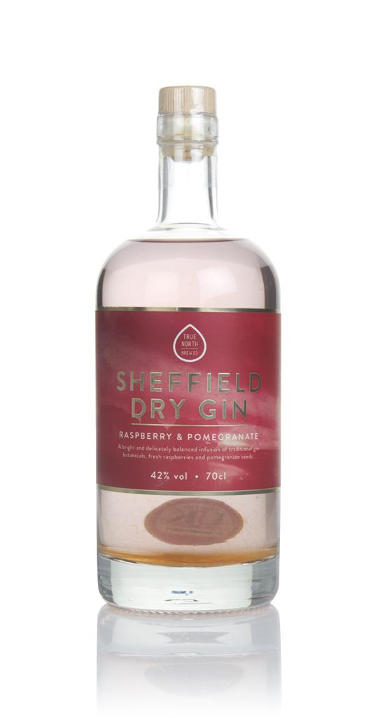 True North Raspberry & Pomegranate Sheffield Dry Flavoured Gin