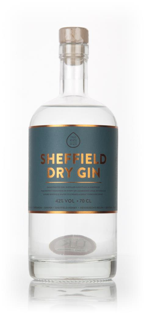 True North Sheffield Dry Gin