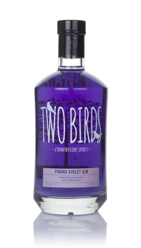 Two Birds Parma Violet Flavoured Gin