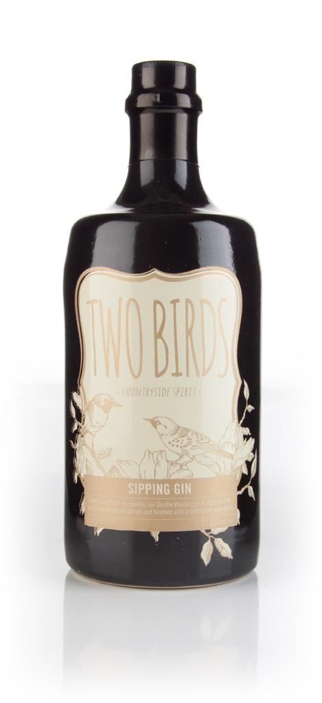 Two Birds Sipping Gin 3cl Sample Cask Aged Gin