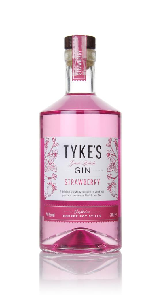 Tykes Strawberry Flavoured Gin
