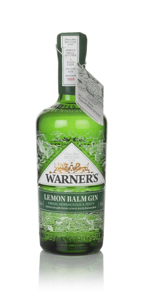Warner's Lemon Balm Flavoured Gin