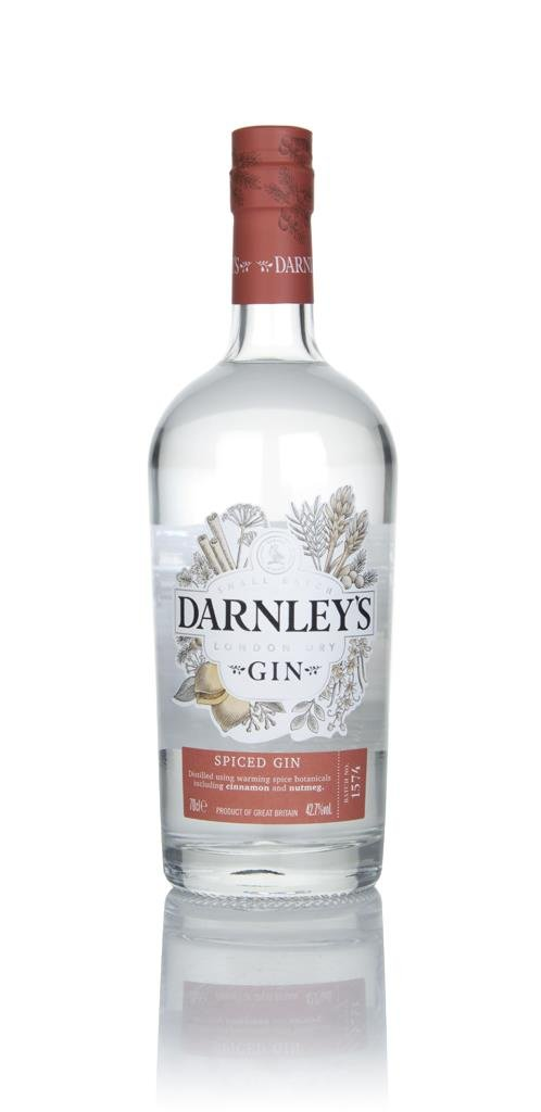 Darnley's Spiced Gin 3cl Sample London Dry Gin