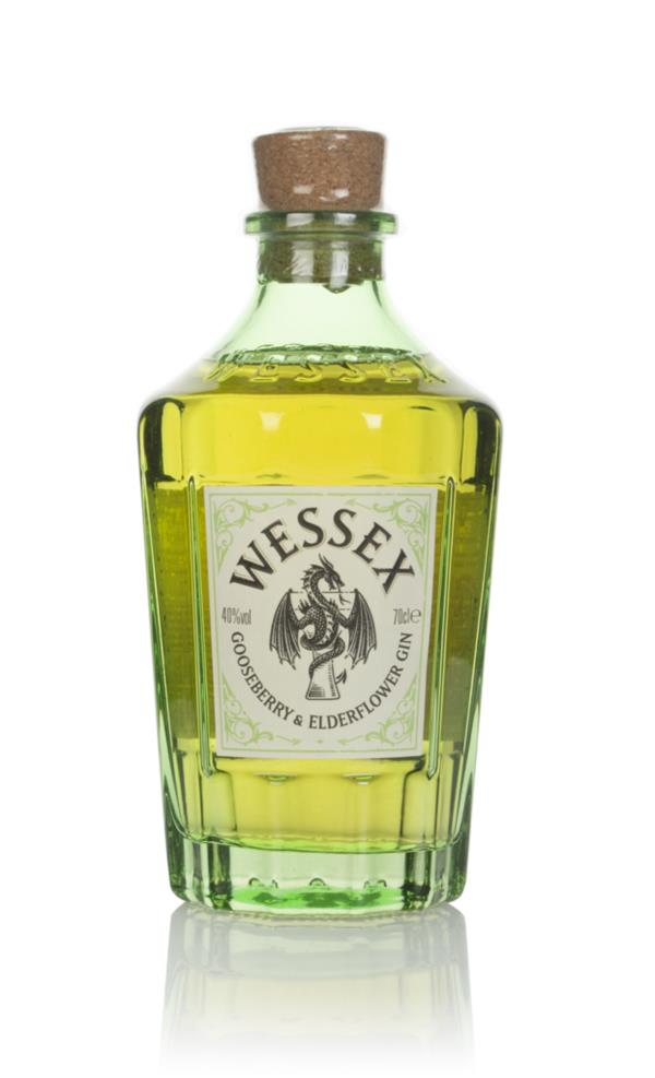 Wessex Gooseberry & Elderflower Flavoured Gin