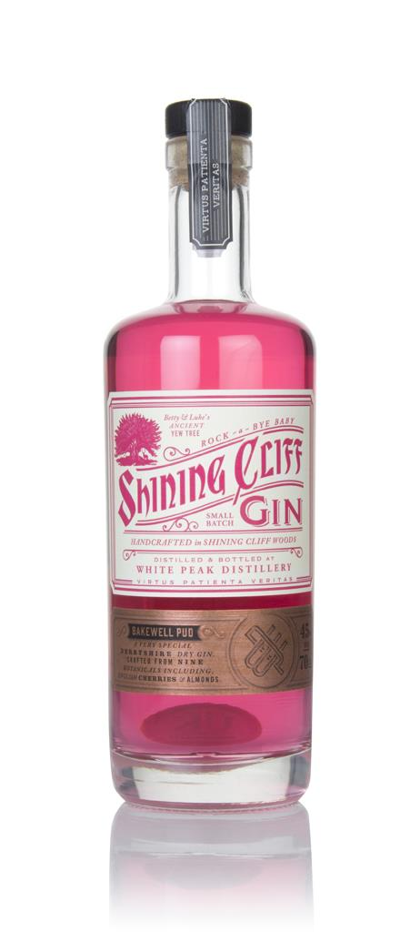 Shining Cliff Bakewell Pud Flavoured Gin