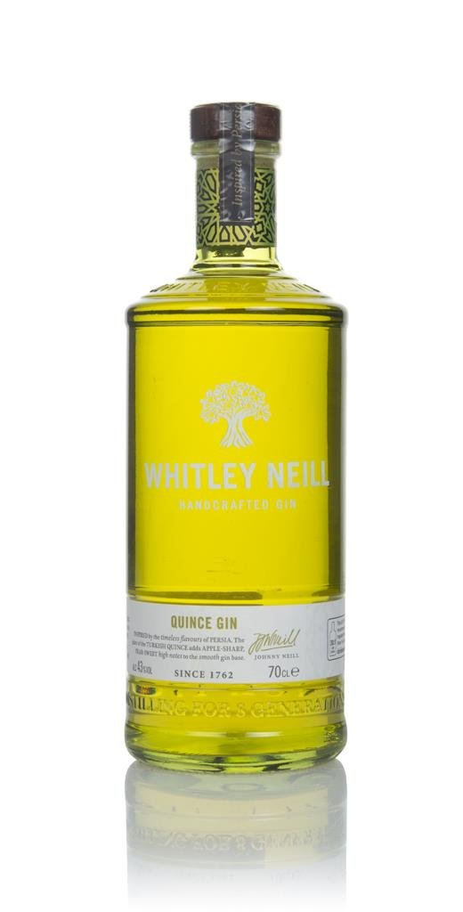 Whitley Neill Quince Gin 3cl Sample Flavoured Gin