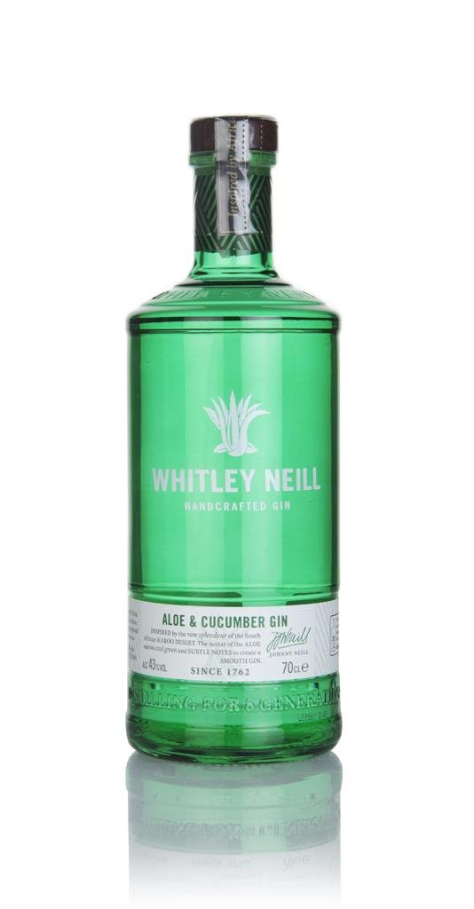 Whitley Neill Aloe & Cucumber Flavoured Gin