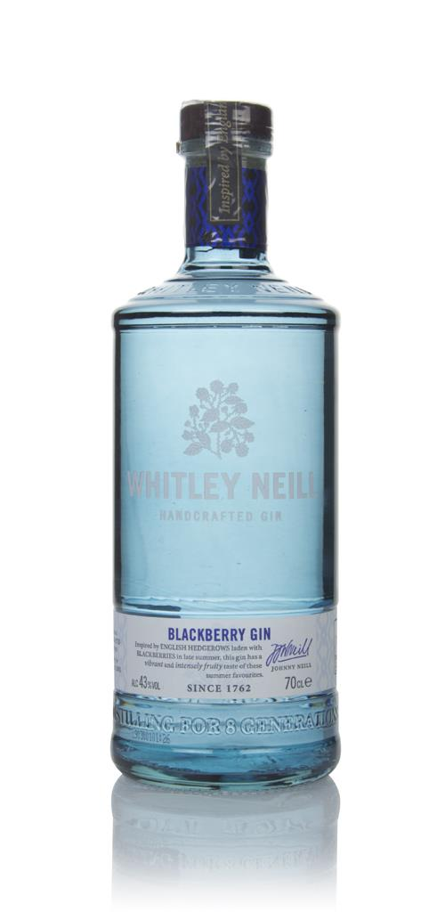 Whitley Neill Blackberry Flavoured Gin