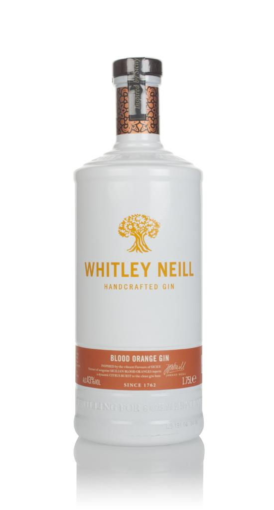Whitley Neill Blood Orange Gin (1.75L) Flavoured Gin