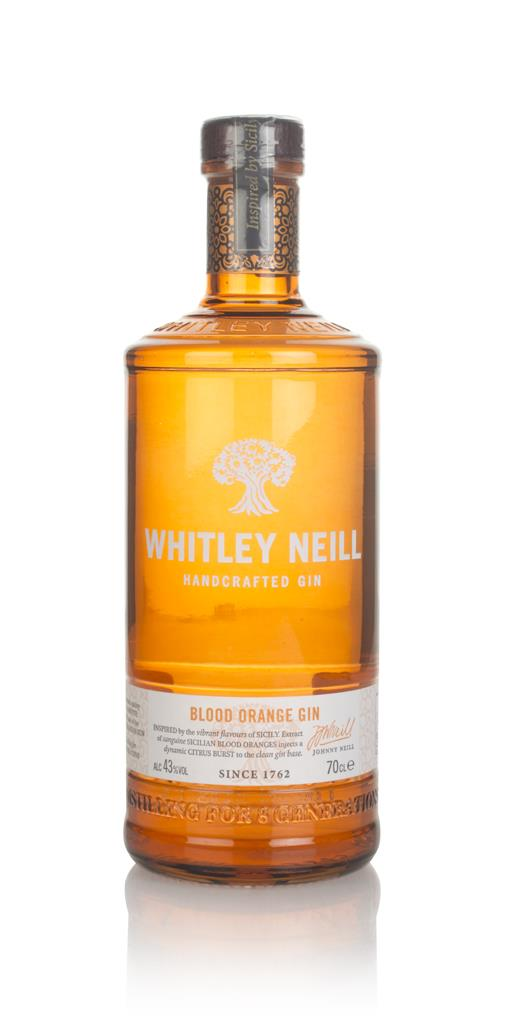 Whitley Neill Blood Orange Gin 3cl Sample Flavoured Gin