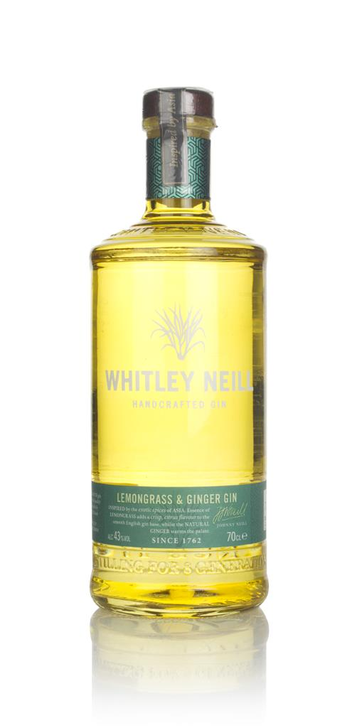 Whitley Neill Lemongrass & Ginger Flavoured Gin