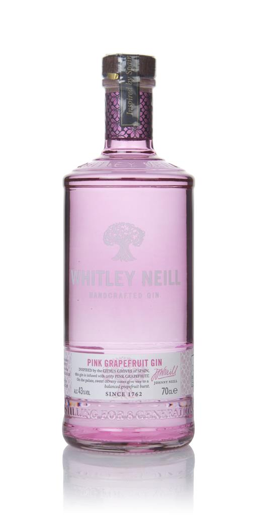 Whitley Neill Pink Grapefruit Flavoured Gin