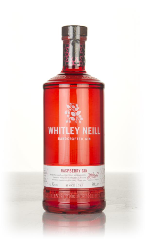 Whitley Neill Raspberry Gin 3cl Sample Flavoured Gin