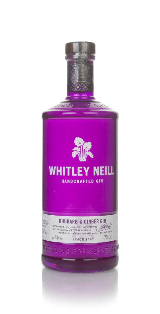 Whitley Neill Rhubarb & Ginger Gin 3cl Sample Flavoured Gin