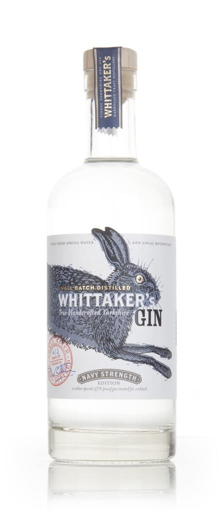 Whittakers Gin - Navy Strength Gin