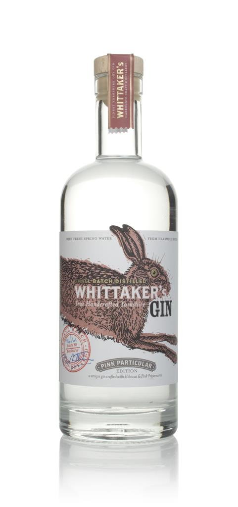 Whittaker's Gin - Pink Particular Gin