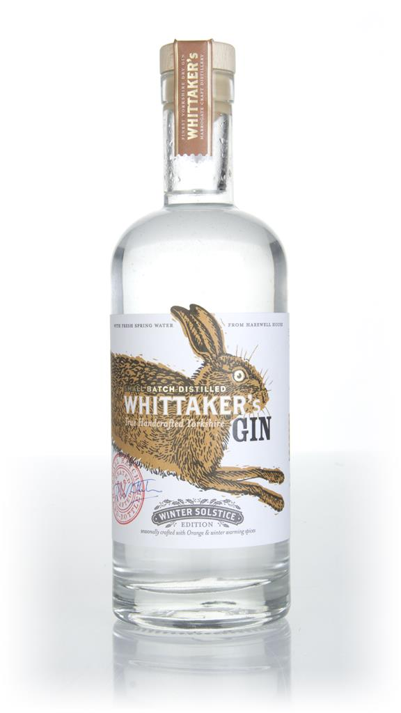 Whittakers Gin - Winter Solstice Gin
