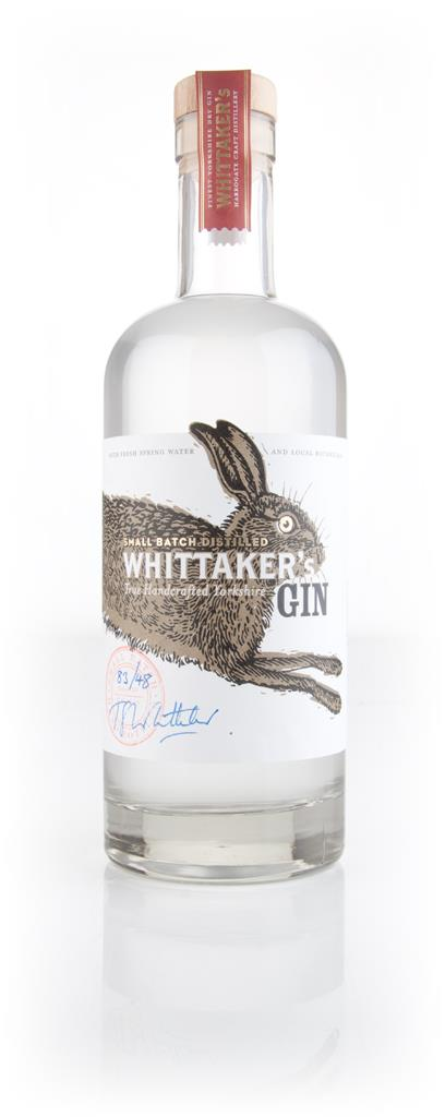 Whittakers Gin 3cl Sample London Dry Gin