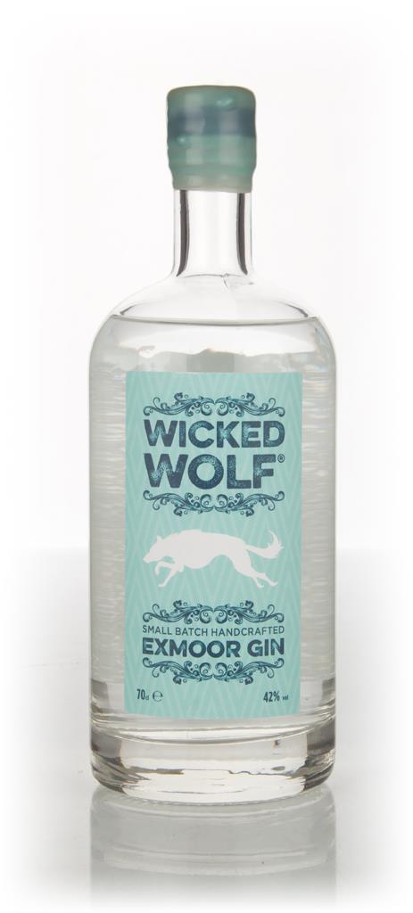 Wicked Wolf Exmoor Gin 3cl Sample Gin