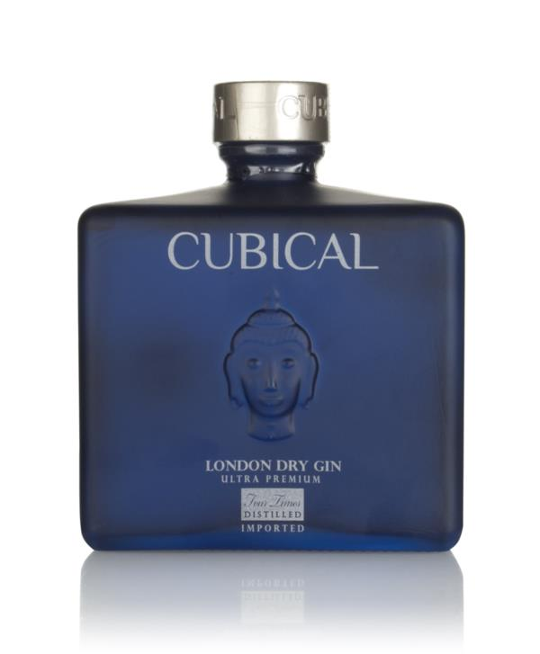 Cubical Ultra Premium London Dry London Dry Gin