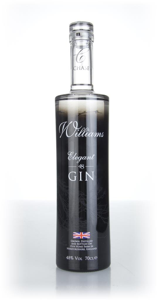 Williams Elegant 48 Gin 3cl Sample Gin