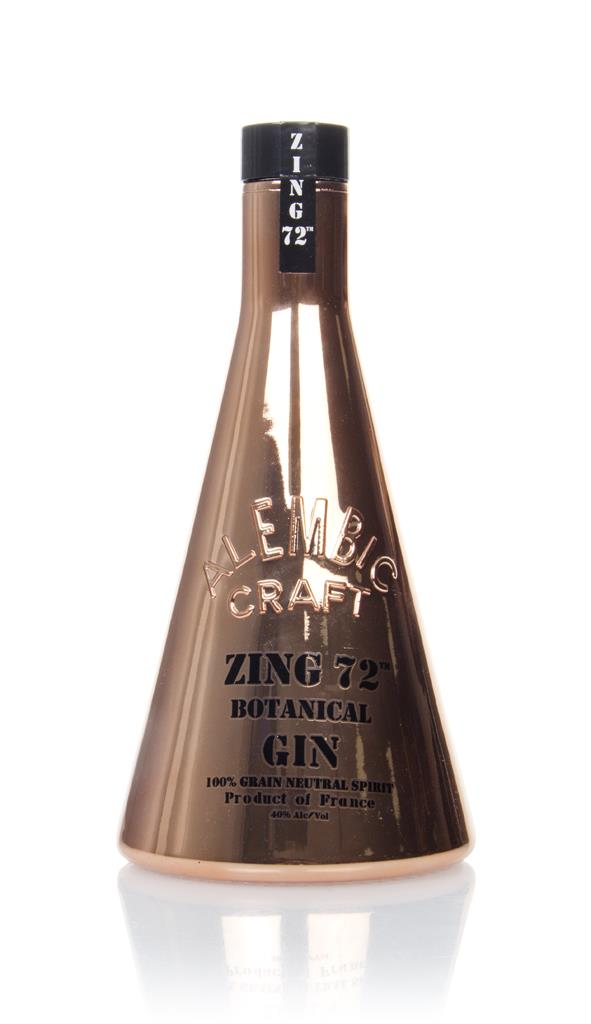 Zing 72 Botanical Gin  3cl Sample Gin
