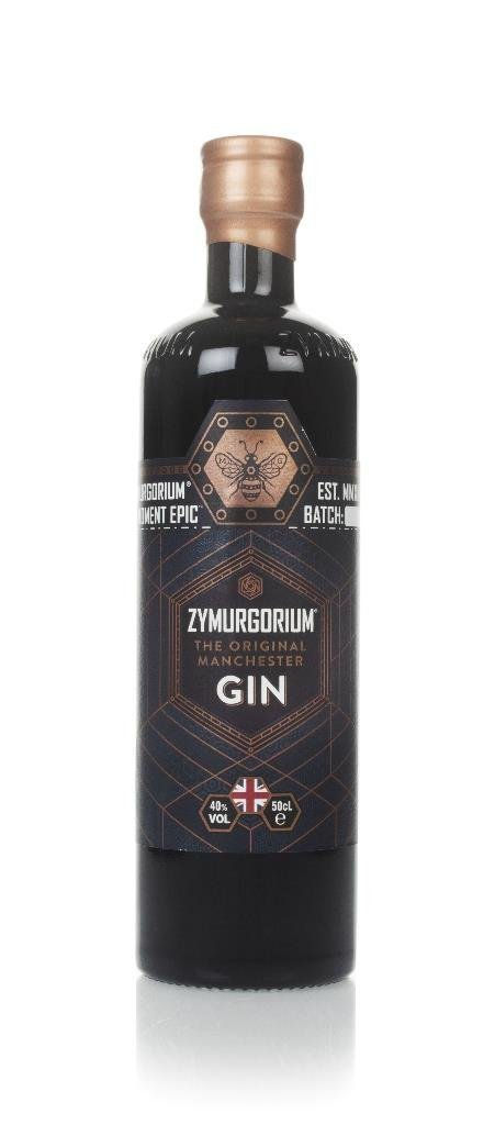 The Original Manchester Gin