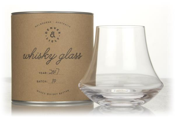 Denver & Liely Whisky Glass Glassware