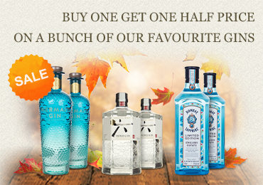 Autumn Gin Sale