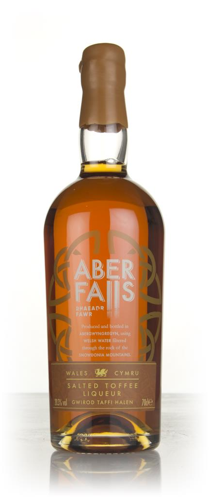 Aber Falls Salted Toffee Liqueurs