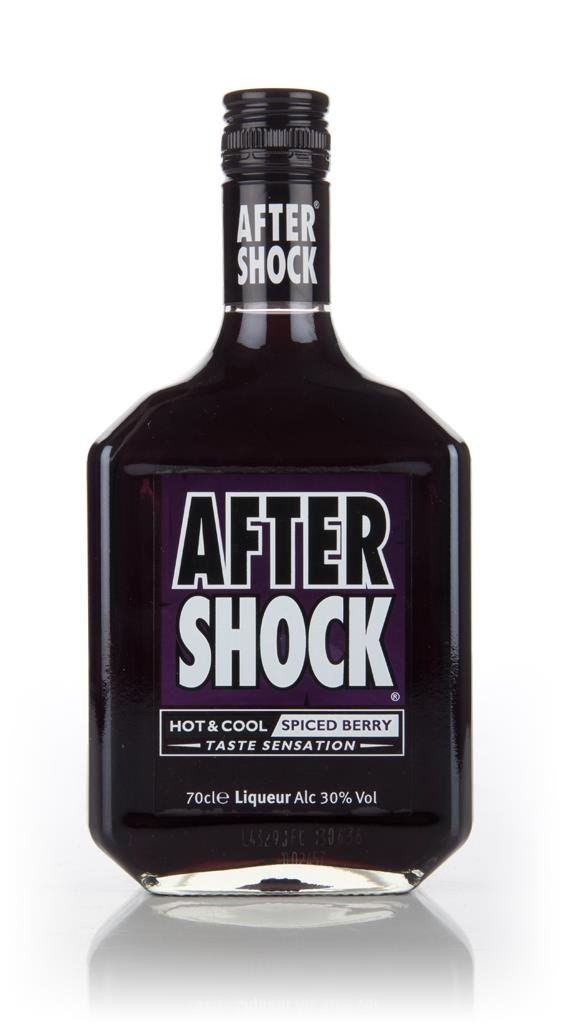 Aftershock Hot & Cool Spiced Berry Liqueurs