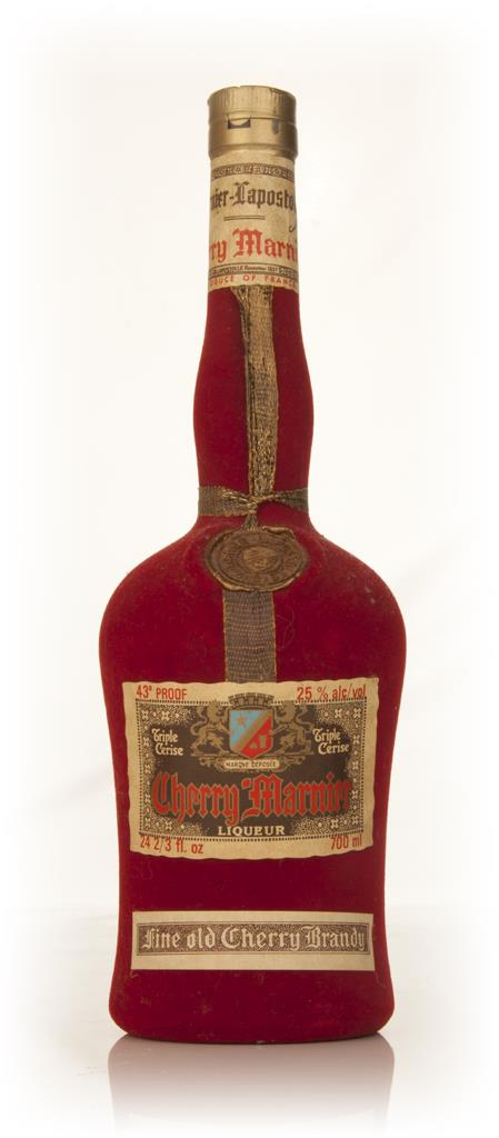 Cherry Marnier Felted- 1960s Liqueurs