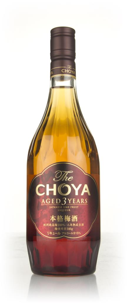 The Choya Aged 3 Years Liqueurs