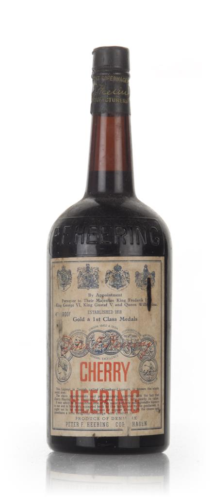 Peter Heering Cherry Liqueur - late 1940s Fruit Liqueur