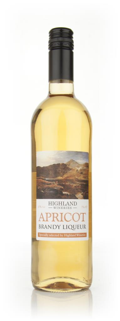 Highland Wineries Apricot Brandy Liqueurs