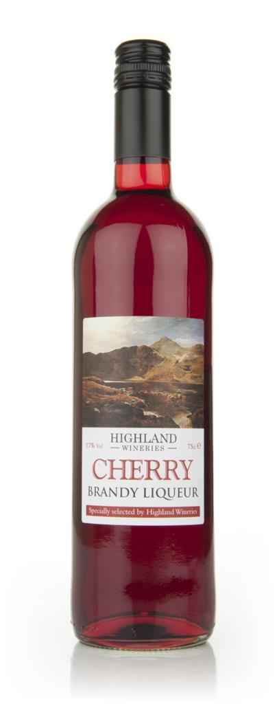 Highland Wineries Cherry Brandy Liqueurs