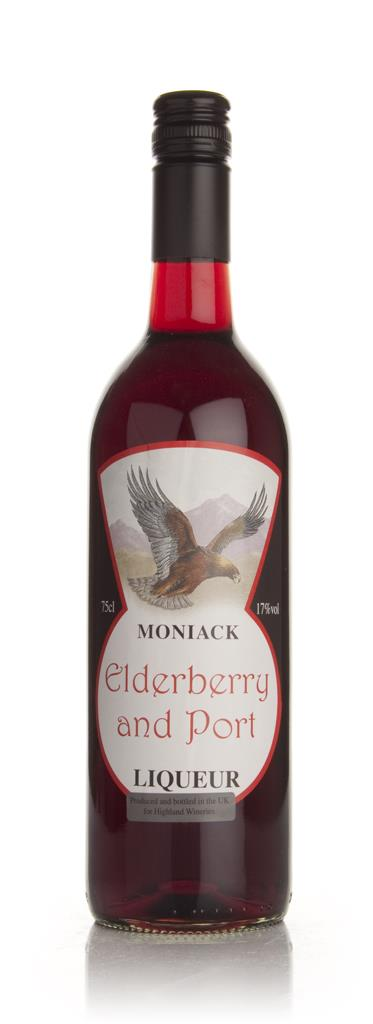 Highland Wineries Elderberry and Port Liqueurs