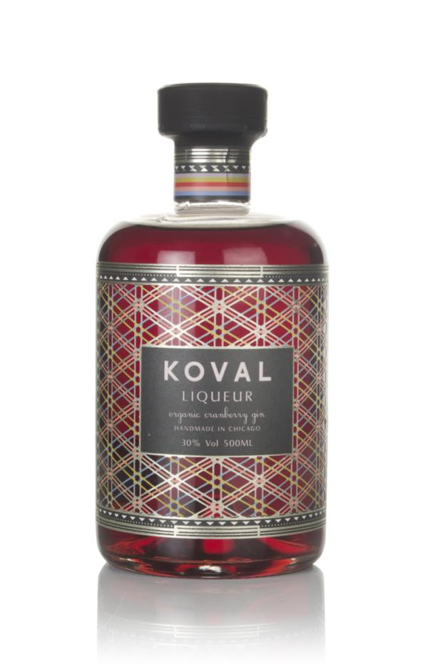 Koval Cranberry Gin Gin Liqueur