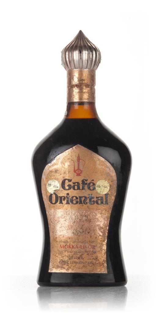 Cafe Oriental - 1970s Coffee Liqueur